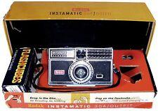 Vintage 1960's Kodak Instamatic Series 126 Film Size Camera Model 304 OB