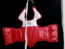 Korean Martial Arts Academy Red/Blue  Martial Arts Protective Chest Gear  Small