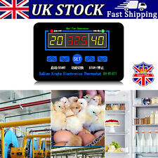 W1411 Digital Thermostat Temperature Humidity Controller For Egg Incubator Mode