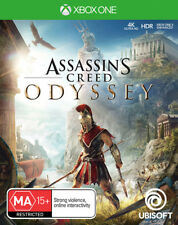 Assassins Creed Odyssey Xbox One Game NEW