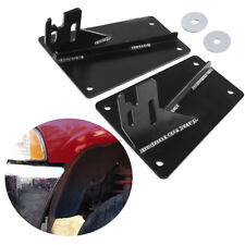 For Dodge 2nd Gen Bumper Conversion Brackets To Bolt On The 4th Gen Bumper New