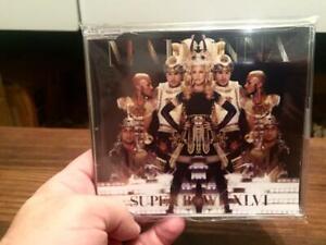 Madonna Super Bowl CD Single