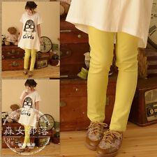 🎀 Brand New Japan Mori Style Jean Demin Carpi Trouser Leggings Pants PXS