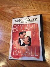 The Big Sleep Dvd Bogart