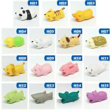 Cartoon Animal Usb Charger Saver Protector Cable Data Line Wire Cord Nice