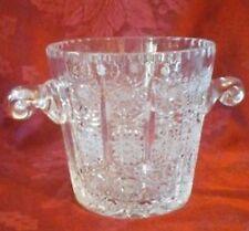 Beautiful Clear Ice Bucket