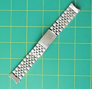 VINTAGE 18MM CITIZEN STAINLESS STEEL WATCH BRACELET / BAND 79