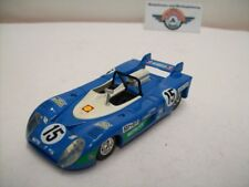 "Matra Simca MS 670 #15 ""Le Mans 1972"", Blau, Solido (Made in France) 1:43"