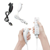 For Nintendo Wii U Built in Motion Plus Remote Controller And Nunchuck USB Port