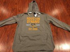 Adidas Women's Houston Dynamo Fleece Sweatshirt Hoodie Jersey Soccer XL MLS US