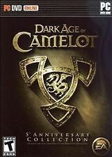 Dark Age of Camelot 5th Anniversary Edition (PC, 2006) FREE SHIPPING