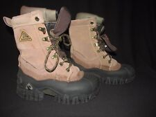 Rocky 200 Grams Thinsulate Brown Suede Snow Winter Boots Women's 5M