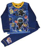 Go Jetters Boys Pyjamas Kids Cbeebies Pjs Nightwear