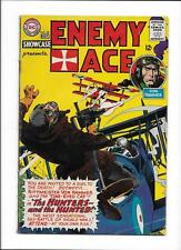 "SHOWCASE #58 [1965 GD] ENEMY ACE  ""THE HUNTERS--& THE HUNTED!"""