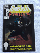 The Punisher Summer Special #2 (Aug 1992, Marvel) Vol #1 Vf+