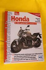 Honda NC 700 S und NC 700 X ab Modelljahr 2012 Reparaturanleitung Handbuch