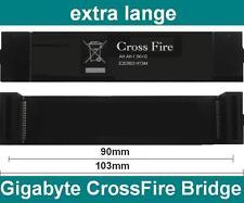 Gigabyte 103mm CrossFire Bridge flexibel NEU OVP Brücke Cross Fire 9cm 10cm 90mm