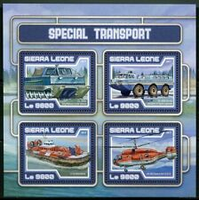 SIERRA LEONE  2017 SPECIAL TRANSPORT  SHEET  MINT NEVER HINGED