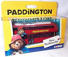 CORGI CC89203 1:76 PADDINGTON NEW ROUTEMASTER LONDON BUS NEW BOXED