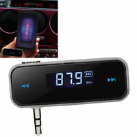 FM Transmitter for Smartphone Bluetooth Kabellos Auto Player LCD Anzeigen Gift
