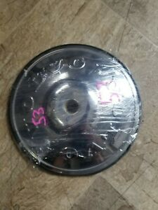 4 Volvo 140 Series Factory OEM Wheel Center Rim Cap Hub Cover Lug SS 142 145 164