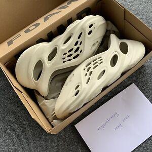 Adidas Yeezy Foam Runner Sand RNNR Slides Sandal FY4567 US Men Sz 10 Kanye West