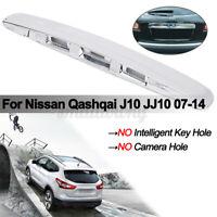 Tailgate Boot Handle NO I-KEY&Camera for Nissan Qashqai J10 2007-2014  ☇ e