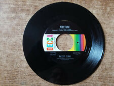 1968 MINT-EXC Patsy Cline – Anytime / In Care Of The Blues 25744 45