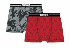 Fortnite Boxershorts 2er Pack Kinder Boxers 2 Hosen Neu