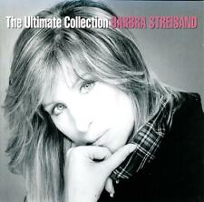 """BARBRA STREISAND  """" The ultimate collection """"  2 CD"""