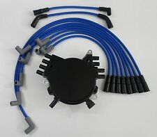 CAMARO/FIREBIRD 92-94 LT1 5.7L 350 OPTISPARK Distributor & BLUE Spark Plug Wires