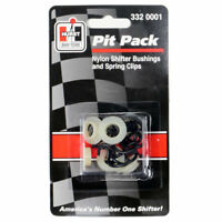 Hurst 3320001 4 Speed Competition Plus Pit Pack Clips & Nylon Bushings, 7 Each