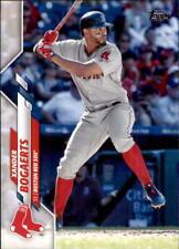 2020 Topps Baseball - Pick A Card - Cards 501-700