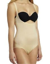 NEW Maidenform Flexees 12572 Bodysuit Nude XL Control It! Bodybriefer $46