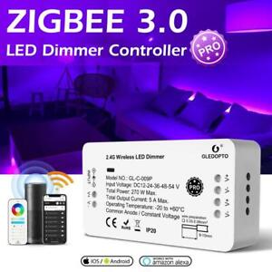 Smart Zigbee 3.0 Pro LED Dimmer Strip zigbee App control/ Voice Control/ Remote
