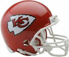 Kansas City Chiefs VSR4 Riddell Football Mini Helmet New in box