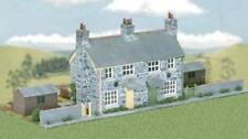 Wills - CK21 - OO Gauge Semidetached Stone Cottages Plastic Kit