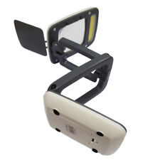 New Flexi COB 2x Magnifying Lens 4 LED Lamp Folding Magnifier Stand Reading Work