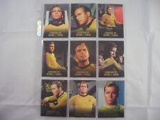 Legends of Star Trek Captain James T Kirk L1-L9 1593/1701