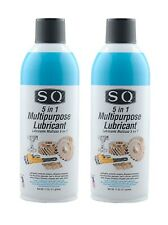 Lubricant Oil Spray 5 in 1, 2 units, 11 Oz per can 50-state-compliant