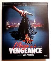 L'ange de la vengeance - Abel FERRARA - Edition luxe dvd + Blu Ray + Livret
