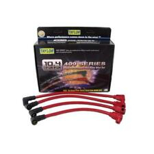 Taylor Spark Plug Wire Set 79288; 409 Pro Race 10.4mm Red 90° for Mazda 2 Rotor