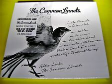 THE COMMON LINNETS - LTD DELUXE AUSTRIA EDITION / 2CD + CALM AFTER THE STORM OVP
