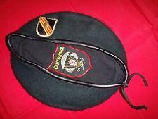 Vietnam War Green Beret US 5th SFGrp 1st LIEUTENANT Rank Advisor RT CALIFORNIA