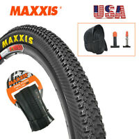 MAXXIS 26/27.5/29 inch MTB Bike 60TPI Tyre Flimsy/Puncture Tire 0.8mm Inner Tube