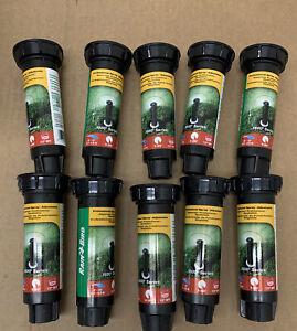 "10-Rain Bird 1800 Series 4"" Professional Pop-Up Sprinkler Adjustable 0-360°"