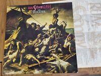THE POGUES - Rum, Sodomy, And The Lash Original 1985 Stiff LP SEEZ 58 & Inner