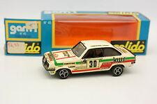 Solido Record 1/43 - Ford Escort RS KWS Rallye Monte Carlo 1979