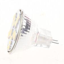7W MR11 GU4 600LM LED Bulb Lamp 15 5630SMD Warm White Light DT