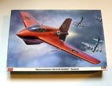 "HASEGAWA 08213 KIT 1/32 Messerschmitt Me163B KOMET ""EKdo16"" , NEW NUE"